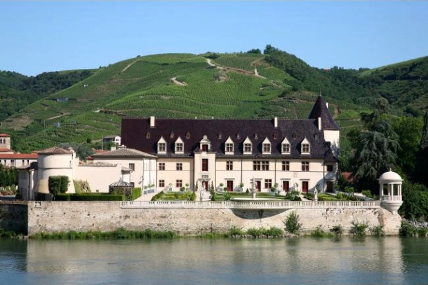 Chateau d'Ampuis