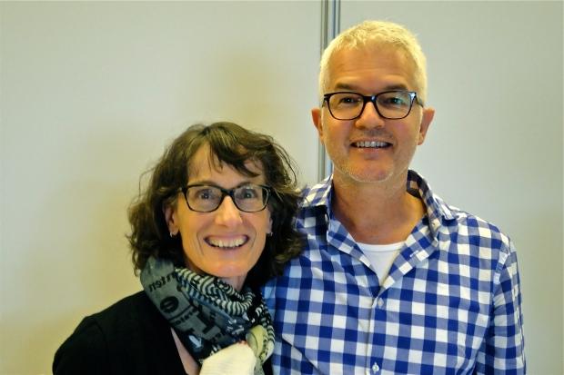 Anna Barbara Von der Crone e Paolo Visini - ® nonsolodivino