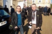 Aurélien Ibanez e François Desperries alias Bourgogne Live