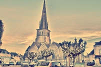 La chiesa di Saint Nicolas
