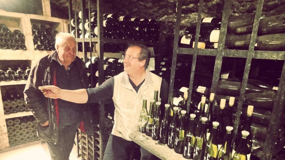 Michel Buisson e Patrick Essa